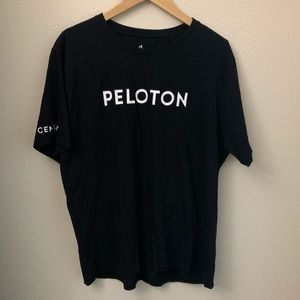 Cotton Peleton T Shirt XXL Century